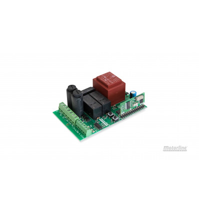 CENTRAL ELECTRÓNICA MC75 (enrollable 230V)